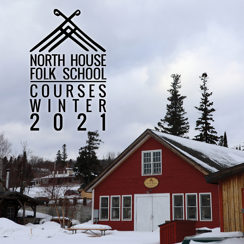 Winter 2021 Courses: Register now!