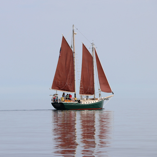Daily Sailing on Lake Superior