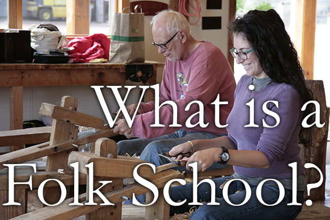 What is a Folk School?