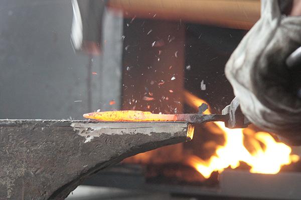 Blacksmithing & Toolmaking