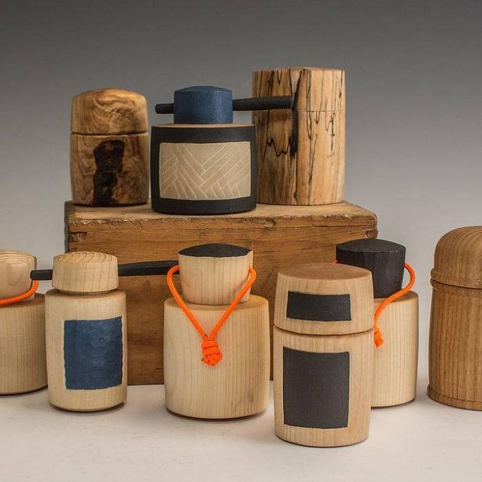 Image for Pop and Lock it: Lidded Boxes on the Lathe