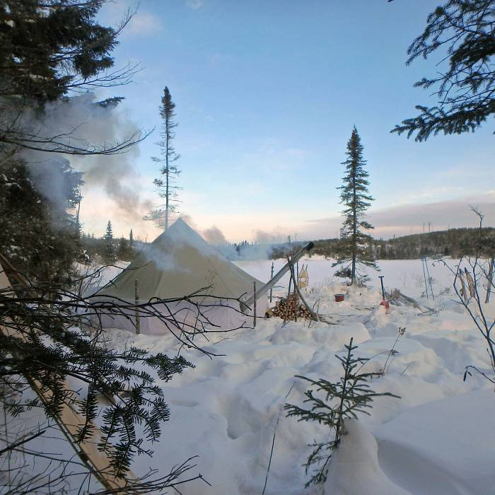 Image for Winter Camping