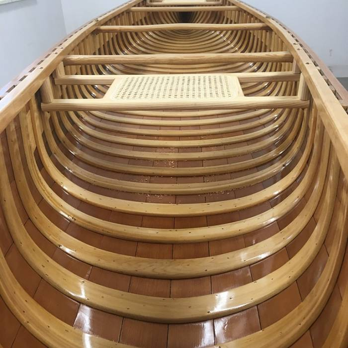 Image for Cedar Canvas  Canoe Building and Restoration