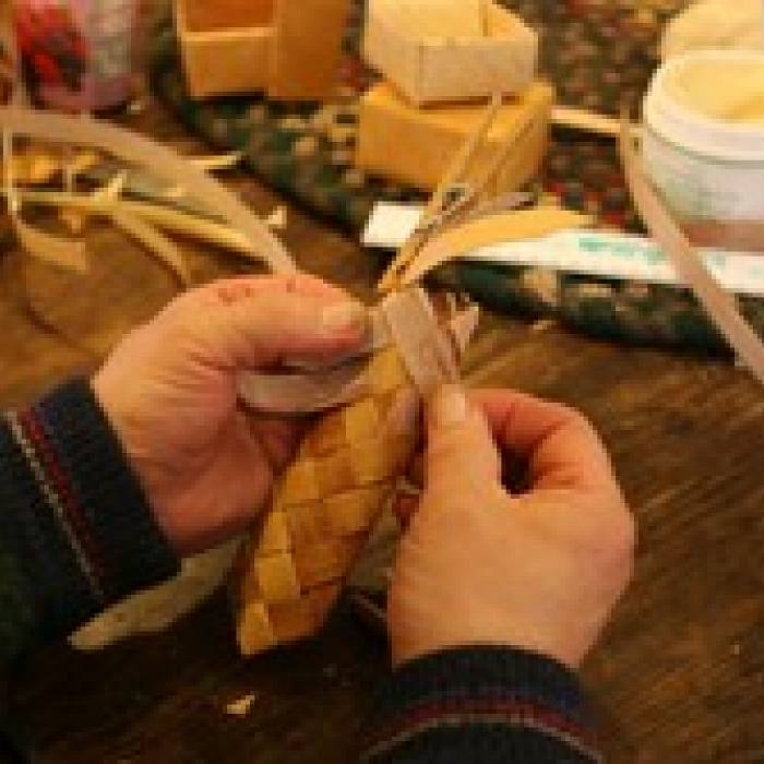 Teaser image for Birch Bark Weaving: An Introduction