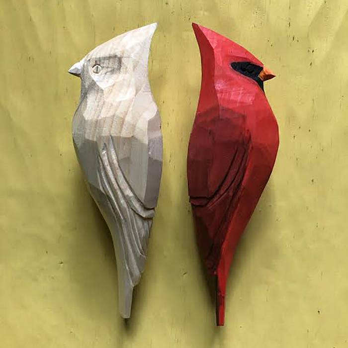 Teaser image for Bird Carving: Online Course