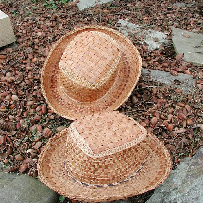 Teaser image for Cedar Bark Hats