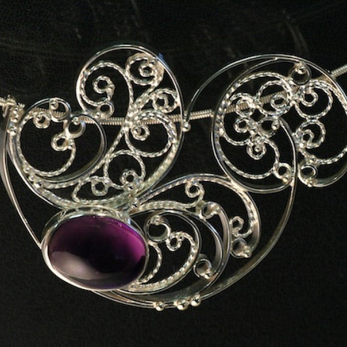 Teaser image for Freya's Fantasy Filigree: Scandinavian-Inspired Jewelry