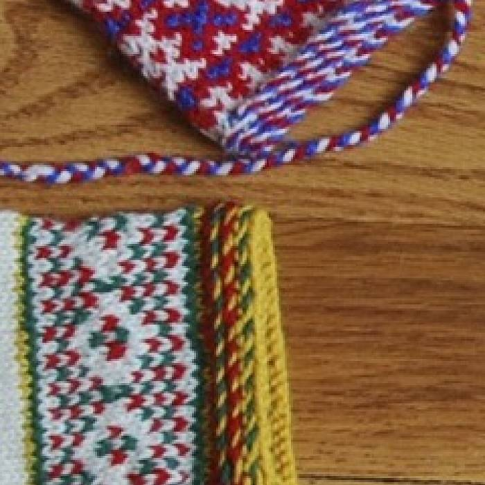Teaser image for Sámi Knitting Techniques