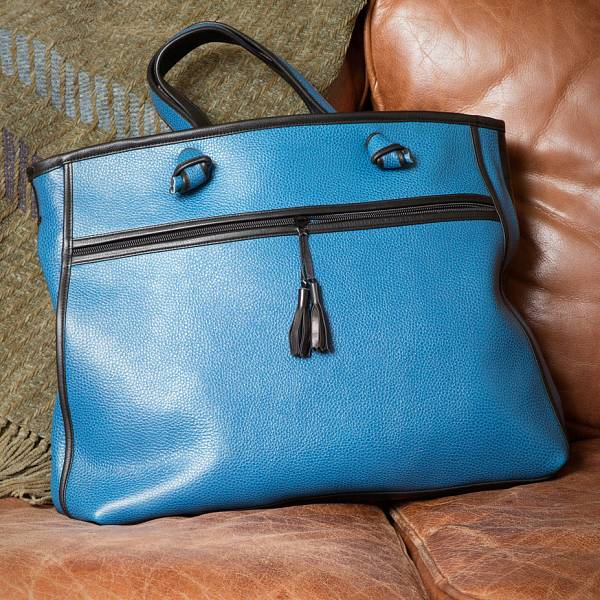 Teaser image for Leather Handbag Design & Sewing