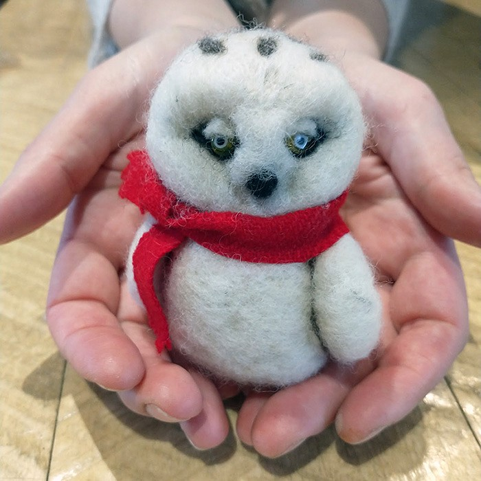 Teaser image for Needle Felted Critters: Online Course