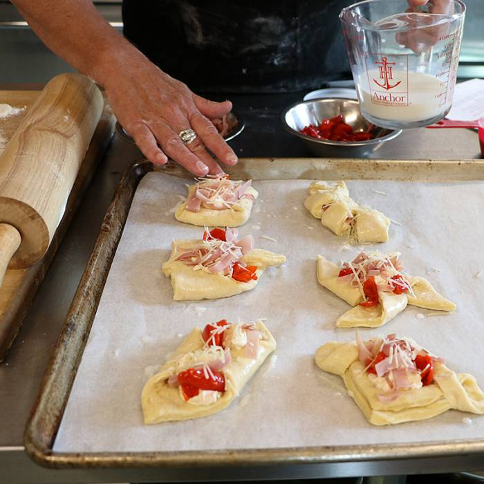 Teaser image for Pastry Pleasures -Strudel & Danish Pastry: Online Course