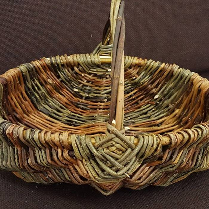 Teaser image for Willow Frame Basketry