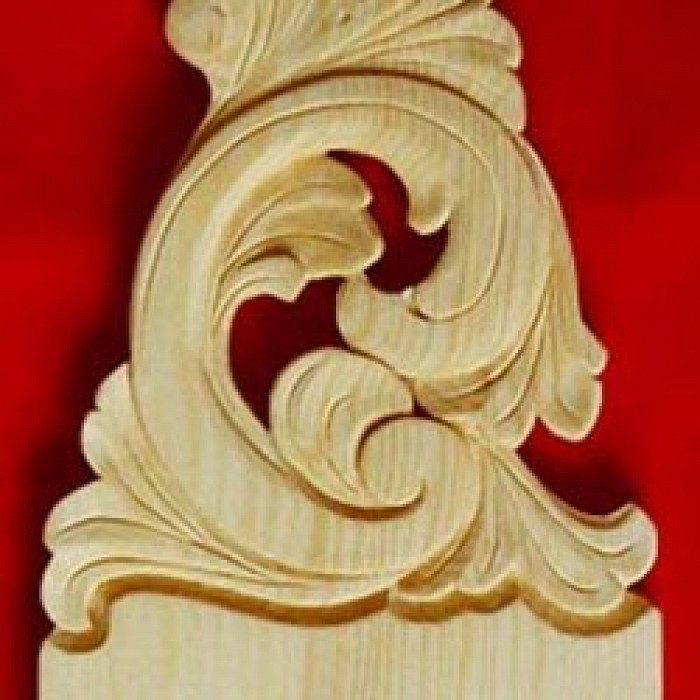 Teaser image for Acanthus Relief Carving