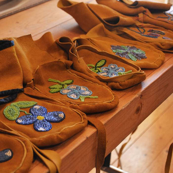Teaser image for Moccasin-Making & Bead Embroidery in the Anishinaabe Style
