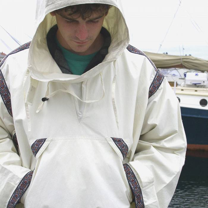 Teaser image for Anorak: Sew Your Own Traditional Outer Garment