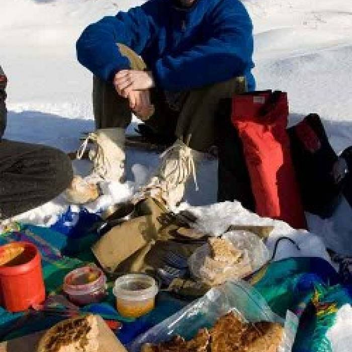 Winter Provisioning: Bannock and Beyond