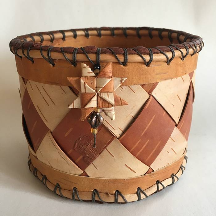 Teaser image for Birch Bark Baskets: Athabaskan Influences