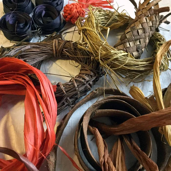 Teaser image for Natural Dyes for Basket Making