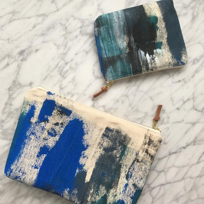 Teaser image for Sewing Canvas Tool Pouches