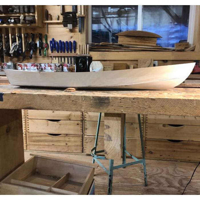 Teaser image for Building the Lake Superior Picnic Boat