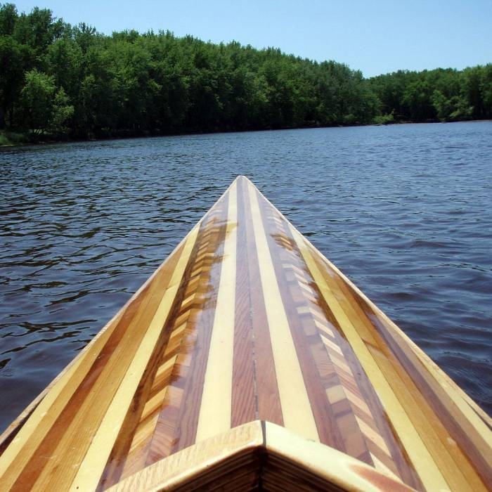 Teaser image for Cedar-Strip Boatbuilding: Build Your Own Canoe or Kayak