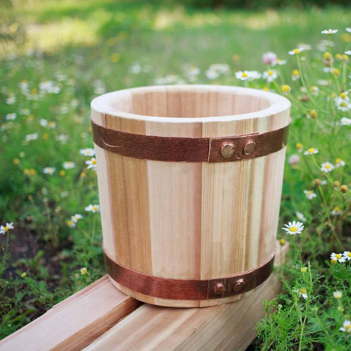 Teaser image for Coopering: Make A Wooden Bucket