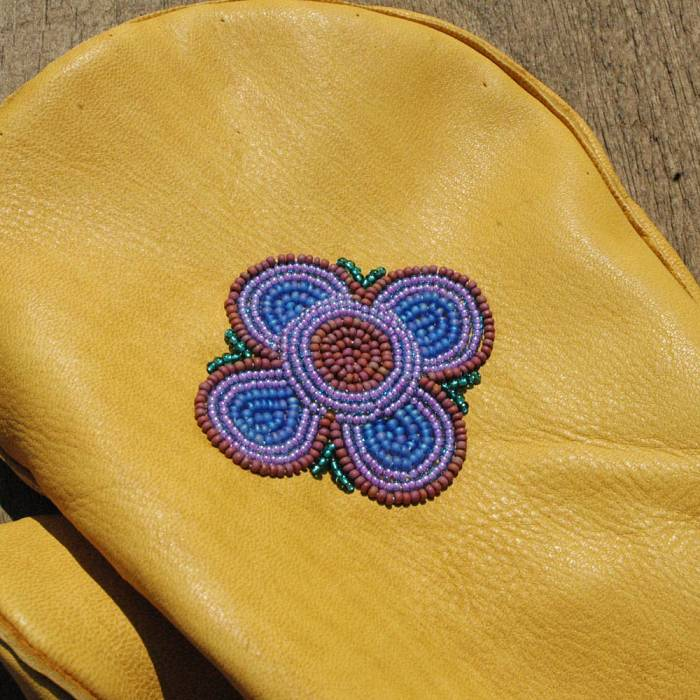 Teaser image for Deerskin Mittens with Anishinaabe-Style Beadwork