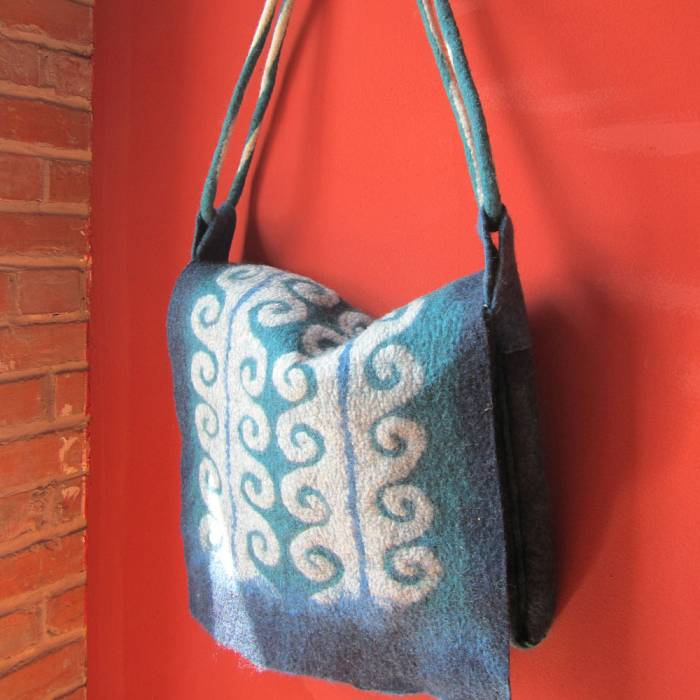Teaser image for Felted Bags