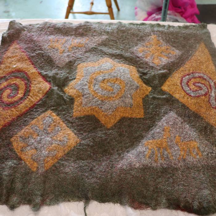 Teaser image for Felted Rugs