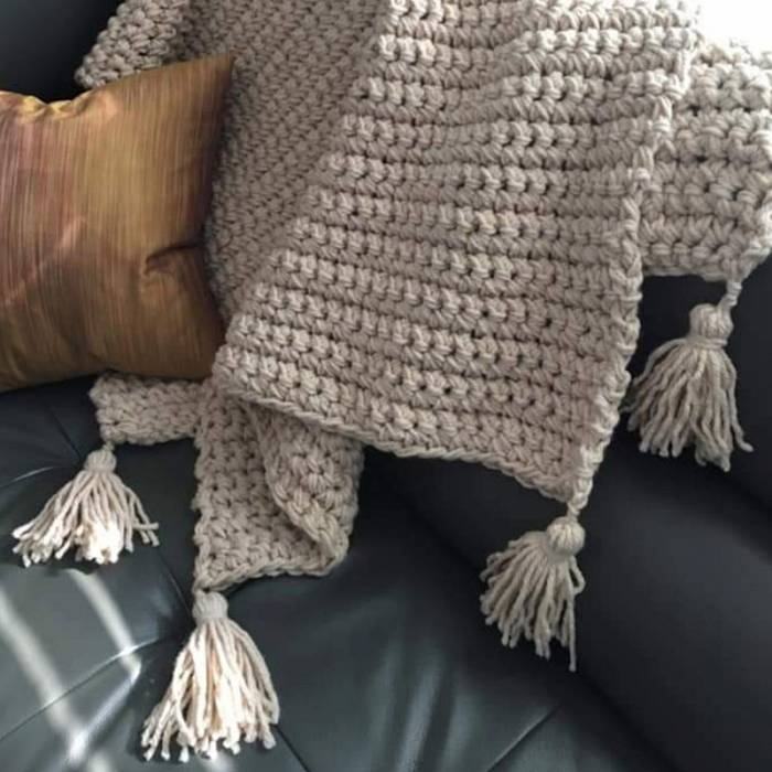 finger crocheted blanket teri smith 800px