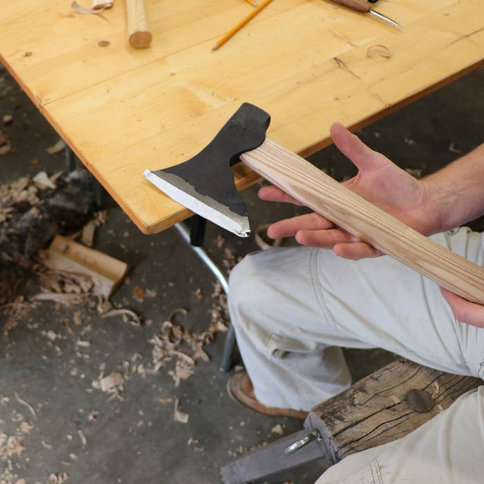 Teaser image for Fitting a Custom Axe: From Handle to Sheath