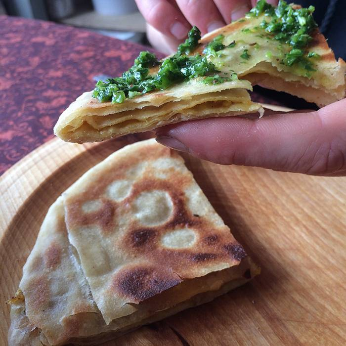 Teaser image for Flatbreads from Around the World