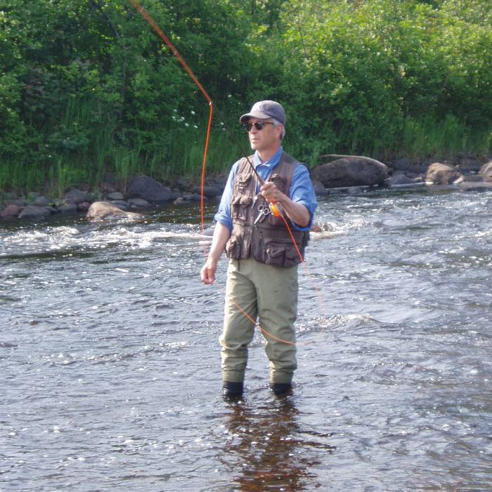 Teaser image for Fly Fishing: An Intro to Minnesota's Trout Lakes