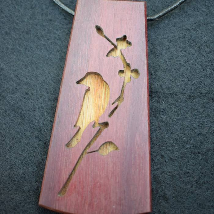 Teaser image for Handcrafted Wood Jewelry
