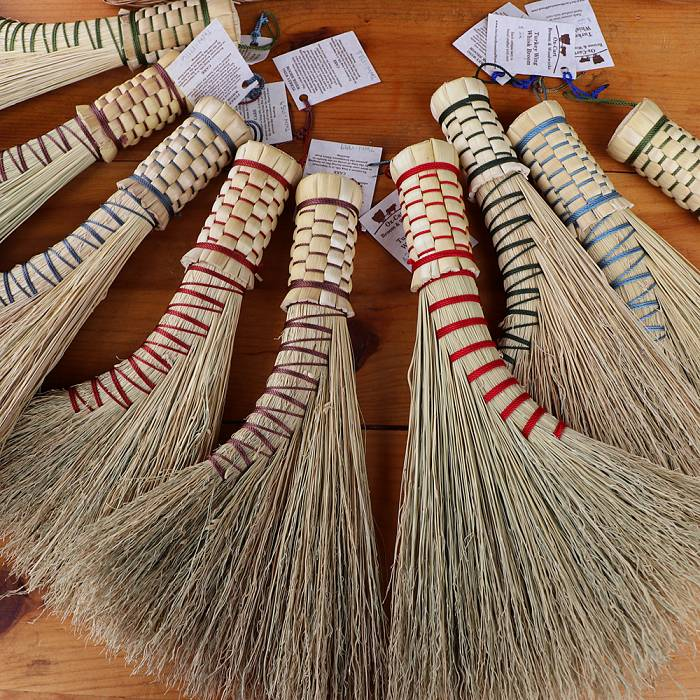 Teaser image for Handmade Whisk Brooms