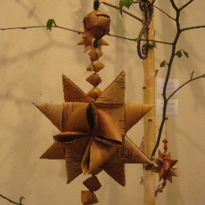 Crafting the Birch Bark Star: Unplugged XII Mini Course