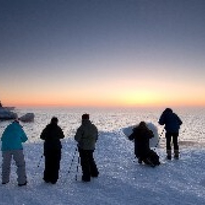 Capturing the Frozen Shore: Photographing Lake Superior in Winter