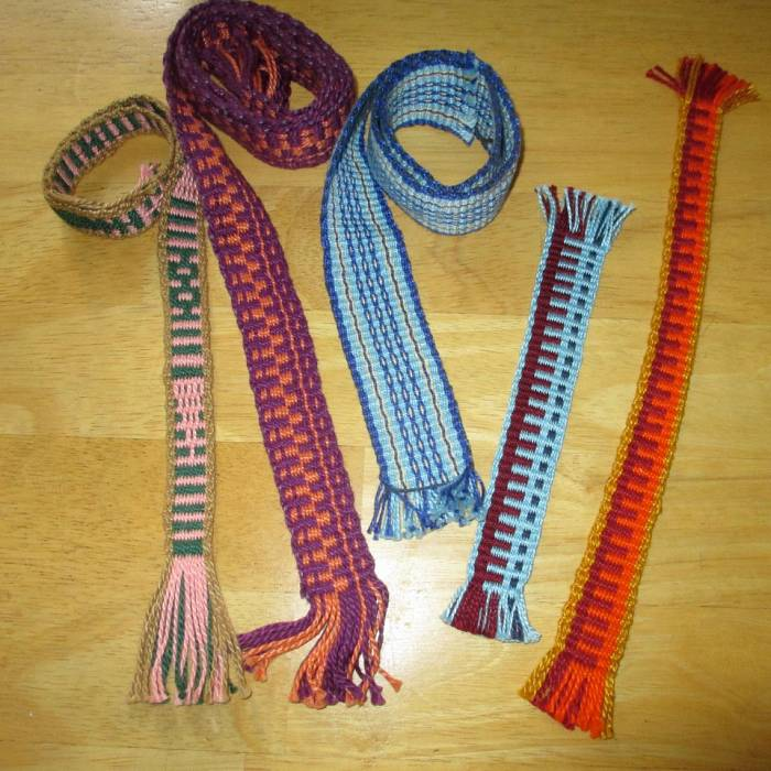 Teaser image for Inkle Loom Weaving Introduction