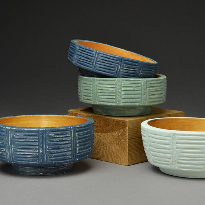 Teaser image for Intermediate Woodturning: Adding Pattern, Color and Texture to your Work