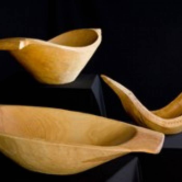 Teaser image for Wooden Bowl Carving: Scandinavian Styles and Techniques