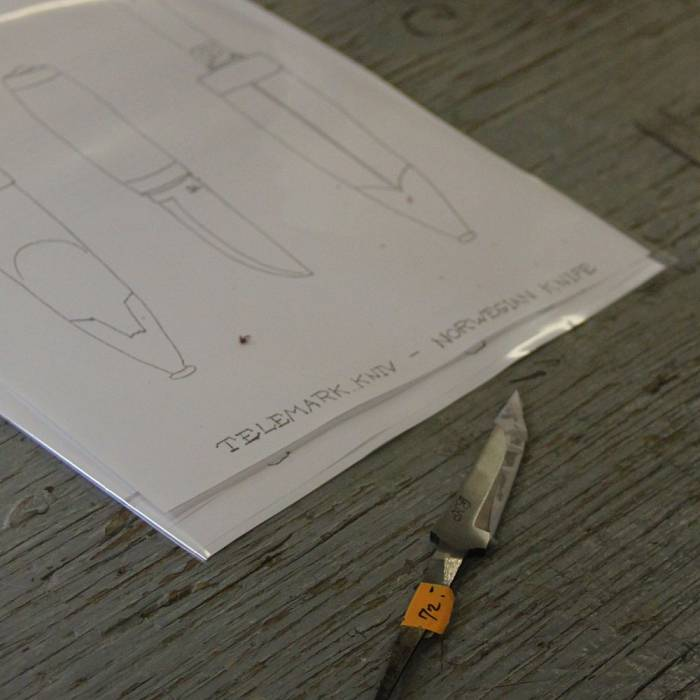 Knifemaking: Crafting the Norwegian Tollekniv, North House