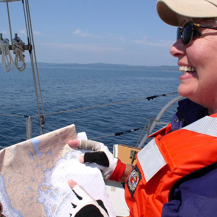Teaser image for Lake Superior Coastal Navigation: Traditional and Electronic Methods