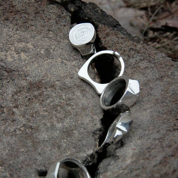 Teaser image for Lost Wax Casting: Sterling Silver Rings