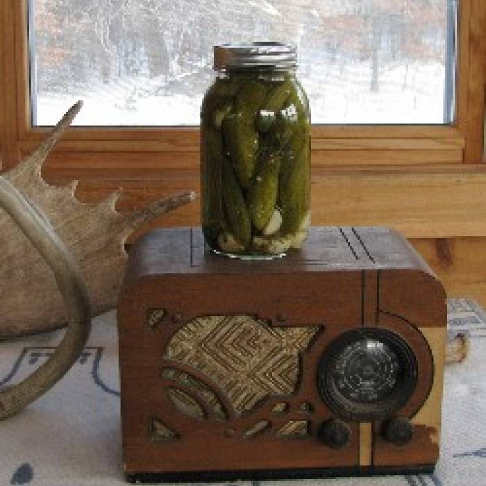 Getting Pickled: The Fine Art of Canning Dill Pickles