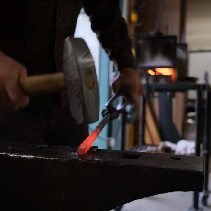 Teaser image for Pole Lathe: Forge the Tools