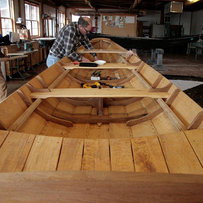 Teaser image for Pram Boat Building: Build Your Own Traditional Norse Pram