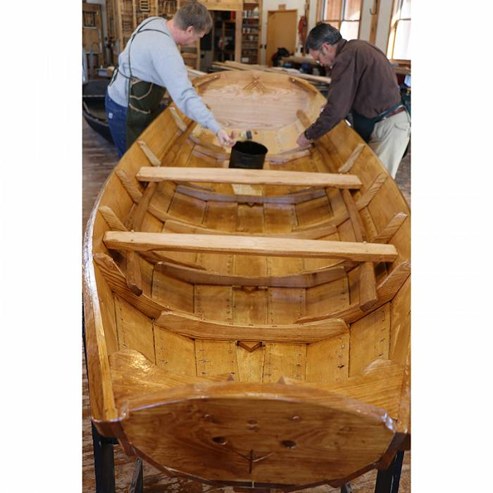 Teaser image for Pram Boat Building: Build Your Own Norwegian Pram, Group Build