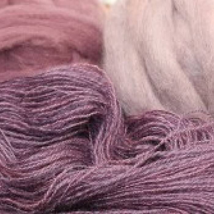 Passionate Purples: Natural Dyes