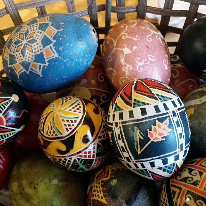 Teaser image for Pysanky--Ukranian-Style Eggs