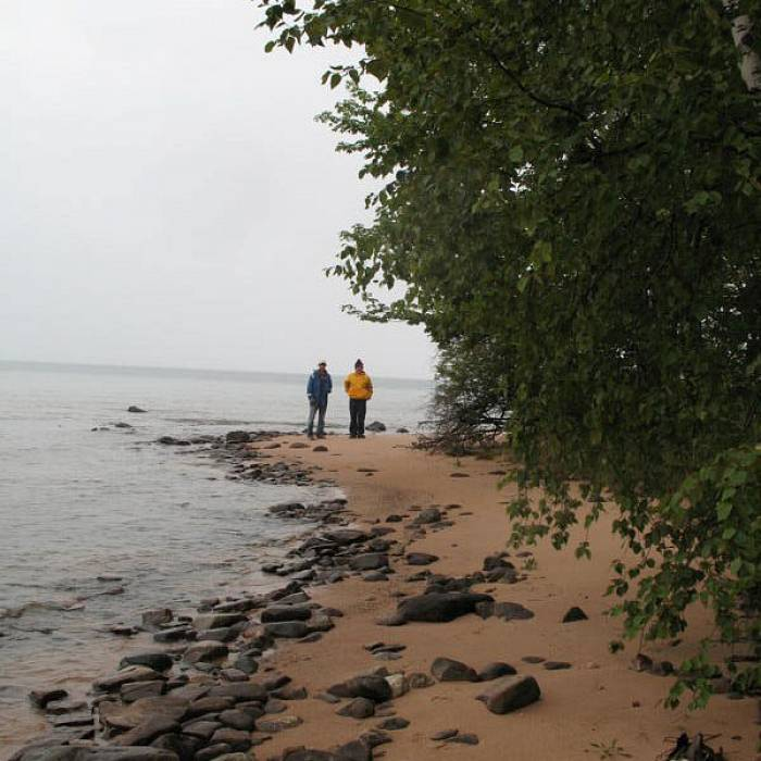 Teaser image for Sail Training Trip: Grand Marais to Knife River (via the Apostle Islands National Lakeshore)